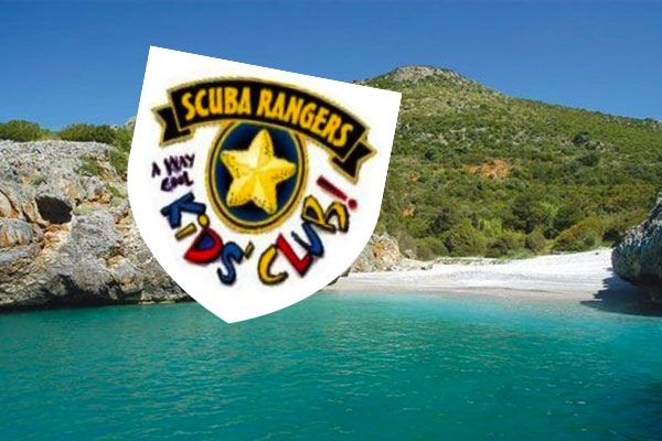 Scuba Ranger 8-12 anni